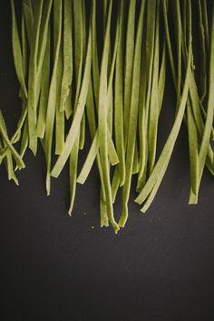 Spinach Pasta | Vegetarian Ventures