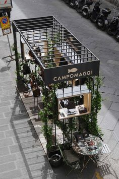 Campomaggi Cage Party pop up Mall Design, Kiosk Design, Booth Design, Retail Design, Store Design, Signage Design, Corporate Design, Design Design, Design Ideas