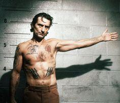 """Robert de Niro en """"El cabo del miedo"""", 1991"""
