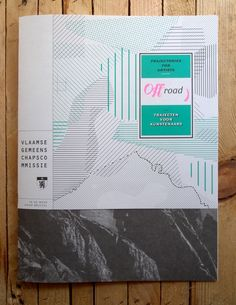 Off Road on Editorial Design Served