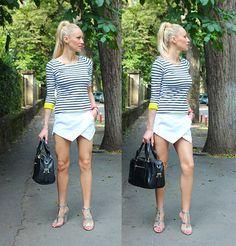 Fashion Spot: Stripes lover