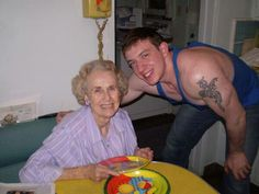 One of the greatest women I have ever had the honor of knowing. Grandma gouailhardou, always in my thoughts. Great Women, Bodybuilding, Thoughts, Tanks, Ideas