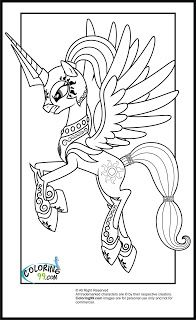 Pony Coloring Pages Only Coloring Pages Pinterest My Little