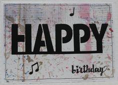 Gemaakt door Joke # Happy Birthday