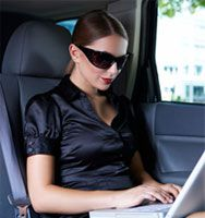 Los Angeles Airport Transportation Free Wi Fi. Getting to and from the airport hassle-free is easy with KLS. In addition to getting our clients there on time, we take steps to make the ride enjoyable, even luxurious.