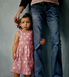 Contemporary Realistic Oil Paintings By Jeffrey Hein - Fine Art