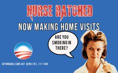 "So F'd up! But I guess you shouldn't be surprised at anything anymore ~ Obamacare mentions ""home visits"" to monitor health habits 