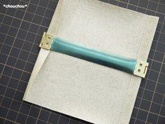 ごみポの作り方 - *chouchou* Frame Purse, Blog Categories, Patchwork Patterns, Blog Entry, Handmade Bags, Sewing Crafts, Coin Purse, Pouch, Quilts