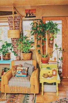 Chivalrous volunteered modern bohemian home decor Bohemian Furniture, Bohemian Decor, Modern Bohemian, Hippie House Decor, Vintage Bohemian, Living Room Decor, Bedroom Decor, Deco Studio, Dream Decor