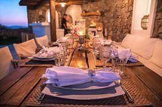 Aegean Blue Wedding & more…The fairytale like scenery of Mykonos, Georgia Papadon Classy And Fabulous, Luxury Villa, Mykonos, Blue Wedding, Villas, Sunsets, Fairytale, Georgia, Scenery