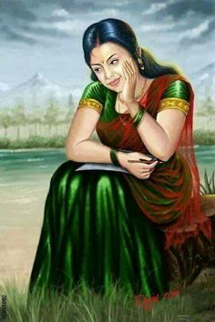 Nude kerala aunties paintings
