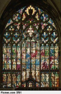 St. Vitus's Cathedral, Prague, Czech Republic