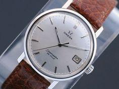 Omega Seamaster De Ville Vintage Date Watch!
