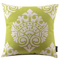 Quarto mel Algodão / Linho almofadas decorativas – BRL R$ 40,64