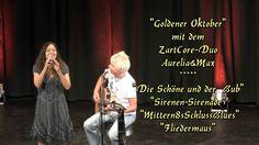 """""""Goldener Oktober"""" mit dem ZartCore-Duo Aurelia&Max"""