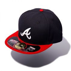 CZAPKA MLB AUTHENTICATLANTA BRAVES