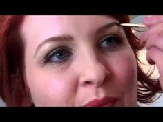 How To: Fill in Brows + Apply Blush - Mitchell's Salon & Day Spa, Cincinnati, OH