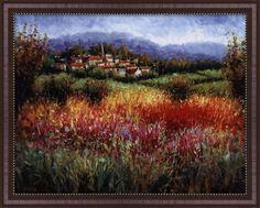 Tuscany at FramedArt.com