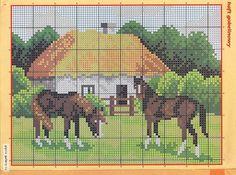 Gallery.ru / Foto # 2 - schöne Pferde - Irisha-ira