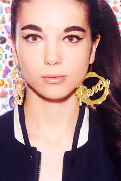 Summer Exclusive Party Earrings - £60: http://www.tattydevine.com/shop/featured/new-in/party-earrings.html