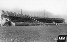 construcción del estadio de River Plate, año 1938