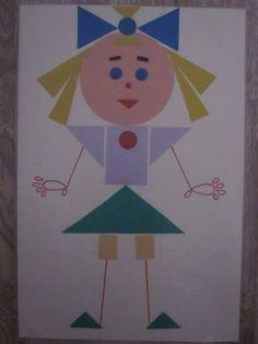Origami by Jun Mitani – Design Milk Drawing For Kids, Art For Kids, Crafts For Kids, Paper Crafts Origami, 3d Origami, Ladybug Crafts, Shape Crafts, Shape Art, Kindergarten Art