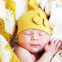 7 Baby Hats to Make for Those Who Don't Know How to Knit ...