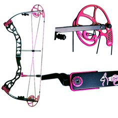 "Just for Does ""REVOLUTION"" Bow by Athens Archery"