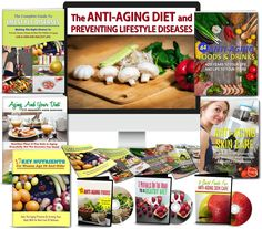 ANTI AGING DIET & PREVENTING LIFESTYLE DISEASES 350 REVIEW – PROTECTING YOUR BODY WITH USEFUL GUIDES