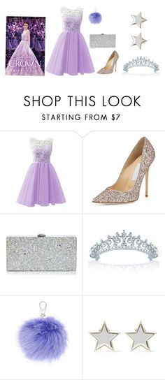 The crown - Kiera Cass Serie Reign, Kiera Cass Books, The Selection Book, The Crown, Bling Jewelry, Dream Dress, Book Series, Homecoming Dresses, Authors