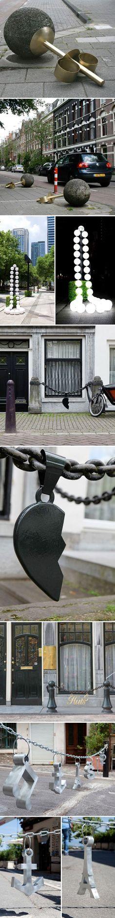 Liesbet Bussche - urban jewelry amsterdam