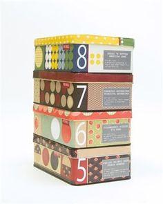 Moda Frivols 7 Tin and quilt kit