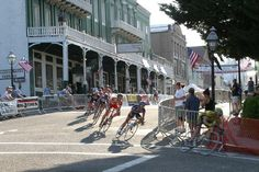 The Nevada City Bicycle Classic is the second oldest bicycle race in the state