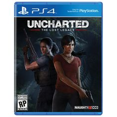 Uncharted: The Lost Legacy (PS4) : PlayStation 4 Games - Best Buy Canada
