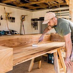 Al and Imo Custom Timber Furniture Timber Furniture, Pallet Furniture, Custom Furniture, Timber Bed Frames, Timber Beds, Small Shelves, Plant Shelves, Minimalist Bed Frame, Bookshelf Headboard