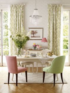 Laura Ashely Flower Marquee Collection