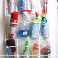 Find Storage In Unexpected Spaces // #organization #hacks #lifehacks #home #nifty