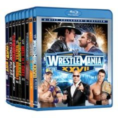 Shop WWE: Wrestlemania XXVII Discs] [DVD] at Best Buy. Find low everyday prices and buy online for delivery or in-store pick-up. The Rock Dwayne Johnson, Dwayne The Rock, Rock Johnson, Wrestlemania Xx, Wade Barrett, Wwe Pay Per View, Sheamus, Wrestling Wwe, Triple H