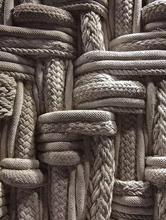 Concrete Rope? (1)   Seen on a new shopping mall, Sydney, Au…   Flickr