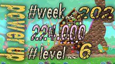 Angry Birds Friends Tournament Week 202  Level 6   power up  HighScore (... level 1 : http://goo.gl/UR66Qh