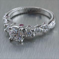 Diamond engagement ring by Verragio