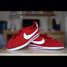 new concept 892f9 d3709 These Cortez s are so sick! So glad I got em. Jon Ellis · Shoes Trainers ·  Nike ...