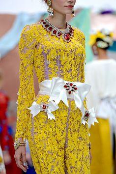London Fashion Week SS 2013, Meadham Kirchoff show