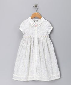 Take a look at this Pink Floral Caroline Dress - Infant, Toddler & Girls by Alouette on #zulily today!