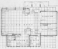 Frank Lloyd Wright, Floor Plans, How To Plan, Drawings, Sketches, Drawing, Portrait, Draw, Floor Plan Drawing