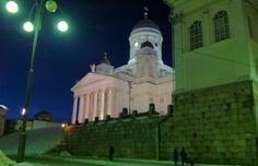 Helsinki,la Cattedrale.