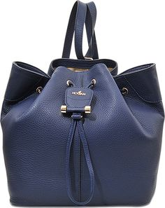 Pin for Later: 46 Sacs Seau Aussi Tendances Que Pratiques  Hogan Double Carry Bucket Bag (610€)