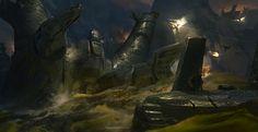 ArtStation - alien wars, ioan dumitrescu