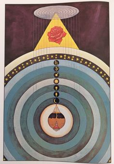 """""""The Key to Dante's Divine Comedy"""", from """"The Secret Teachings of All Ages"""" by Manly P. Hall.  """"As the soul climbs the seven steps of Purgatory it is cleansed of the seven mortal sins, and it then ascends through the seven spheres of the Ptolemaic universe.""""  http://www.sacred-texts.com/eso/sta/ / Sacred Geometry"""