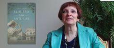 """Entrevista a Carmen Santos que nos presenta su último libro """"El sueño de las Antillas"""""""